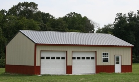Pole barn kits florida fl pole buildings florida fl for Sheds in brooksville fl