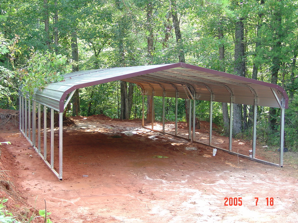 Carports Metal Steel Kansas KS