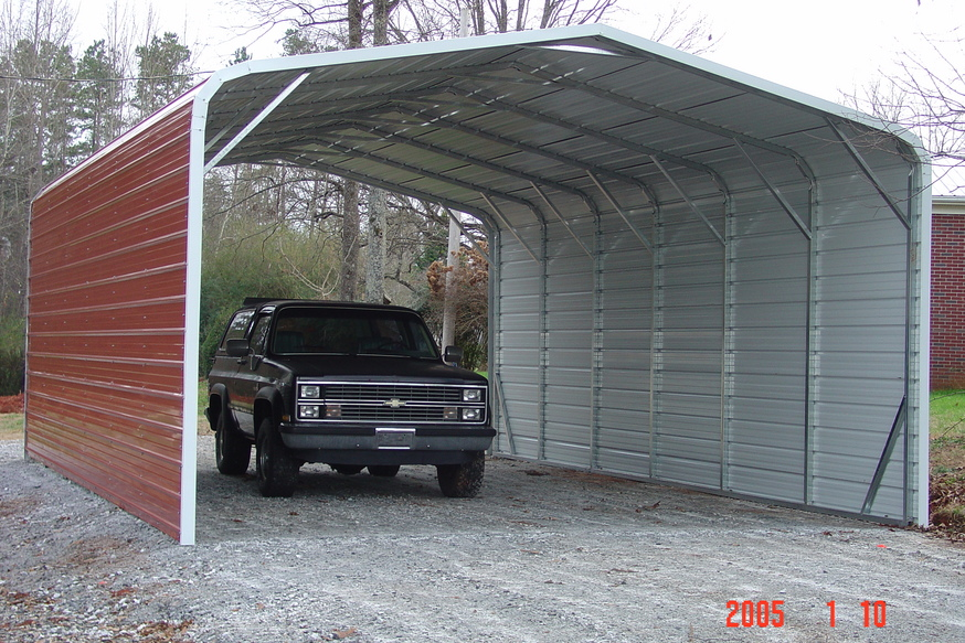 Carports | North Carolina NC | Metal Carports | Steel Carports