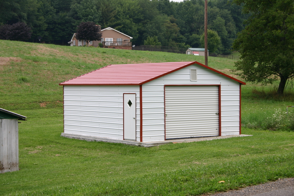 Metal Garages | South Carolina SC | Prices