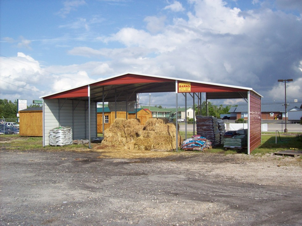 Pole barn lean to plans joy studio design gallery best for Barn packages for sale