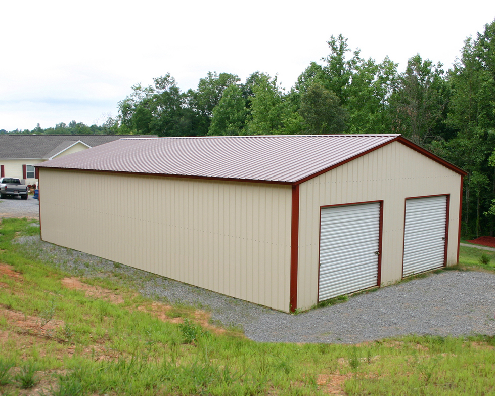 North carolina nc free span buildings 30 40 50 for Garages and carports