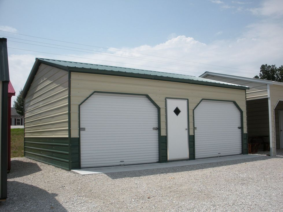 Florida fl metal garages barns sheds and buildings for Barns and garages