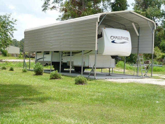 Arizona RV Cover Packages