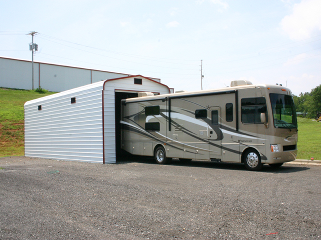 Carports asheville north carolina nc for Carports for motorhomes
