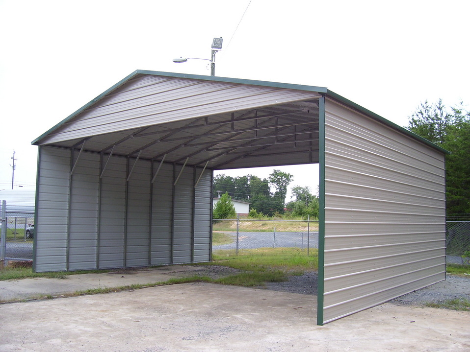 30 and 40 wide southern building packages for Triple carport prices
